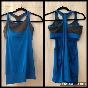 Excellent sport tank top from Split59- size Small